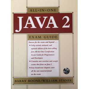 Java 2 Certification Exam Guide for Programmers and Developers by Barry Boone  and  William R. Stane (Hardcover –  2000)