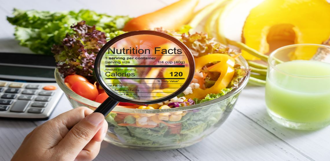 Nutriton facts